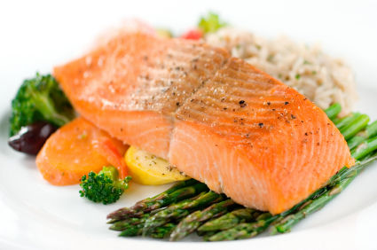 Eating Salmon is Good for Pregnant Women & their Babies